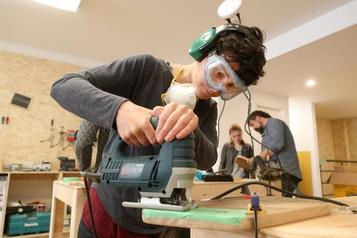 Les Affûtés: fabriquer, rénover, réparer… soi-même