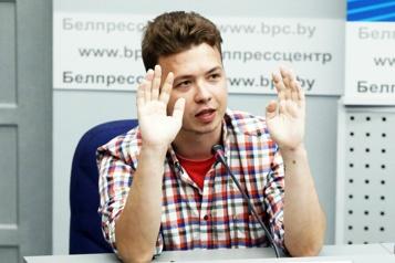 Biélorussie Le journaliste et dissident Protassevitch placé en résidence surveillée)