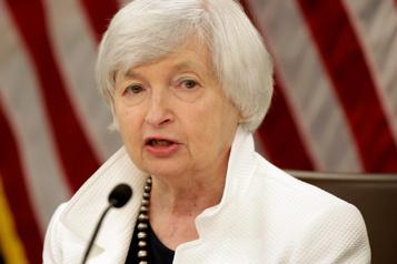 États-Unis Hausser les impôts des entreprises pour inciter le monde entier, dit Yellen)
