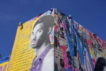 Kobe Bryant: le Panthéon du basketball reporte à 2021 son intronisation)