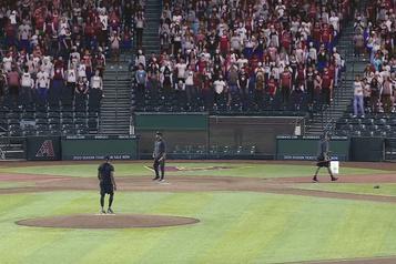 Matchs de baseball: Fox ajoutera des spectateurs virtuels)