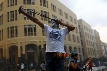 Liban: la crise qui force lechangement de régime)