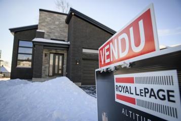 Les ventes d'habitations à un record en 2020)