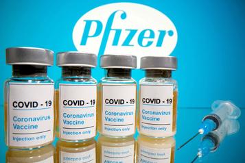COVID-19 Contrat Mexique-Pfizer pour des millions de vaccins)