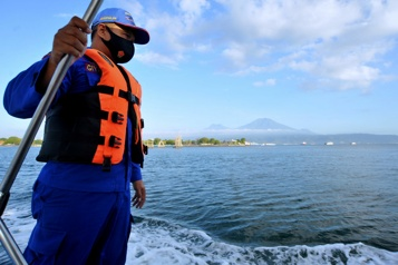 Indonésie Séisme de magnitude6,2 en mer)