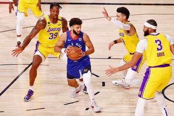 Les Lakers se méfient de la résilience des Nuggets)