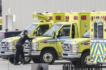 Le nombre d'ambulances à Lévis doit être revu, selon un coroner)