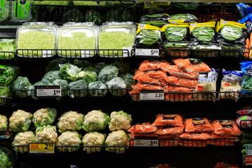Étude: une hausse des prix alimentaires de 4% est prévue en 2020