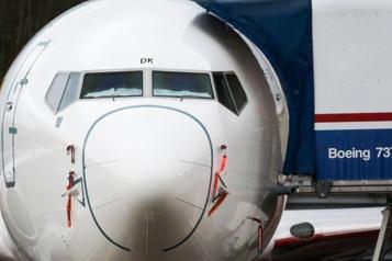 Les livraisons de Boeing stimulées par le retour du 737 Max)