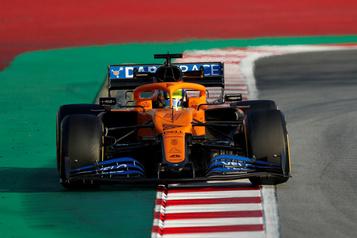 McLaren fonctionnera à effectifs réduits