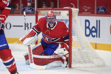 Un repos arrivé à point pour Carey Price)