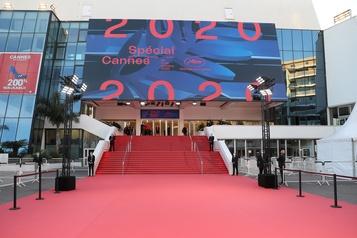 Le Festival de Cannes ouvre son édition symbolique)