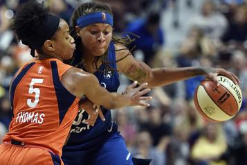La WNBA reporte le début de sa saison