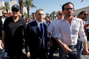 Tunisie: Nabil Karoui, favori de la présidentielle, fait campagne… de prison