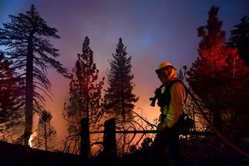 Incendies en Californie «On est en terre inconnue», s'inquiète un pompier)