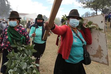 Le dialogue s'ouvre en Équateur, après 11jours de crise