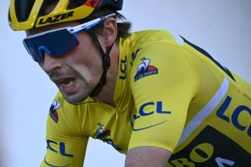 Primoz Rogliz remporte le Tour du Pays basque)