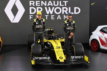 F1: les pilotes Renault ont «hâte» de reprendre la course)