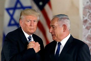 Le plan de paix de l'administration Trump sera historique, dit Nétanyahou
