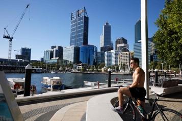 Australie Trois jours de confinement imposés à Perth)