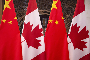 La Chine dénonce la «diplomatie du mégaphone» d'Ottawa )