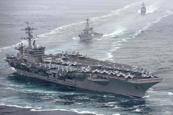 Washington n'a plus la prééminence militaire dans le Pacifique, selon des experts