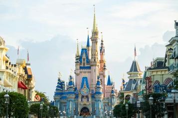 Walt Disney World Cinquanteans de magie en Floride