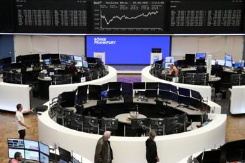 Les Bourses occidentales reprennent des couleurs)