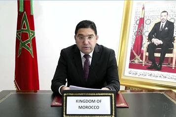 Sahara occidental L'Algérie et le Maroc s'attaquent durement à l'ONU)