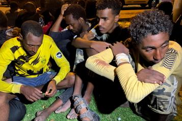 Libye Six migrants tués par les gardes d'un centre de détention à Tripoli