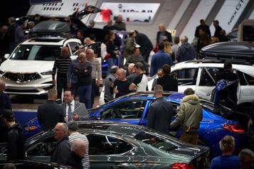 Le Salon  en 10 véhicules