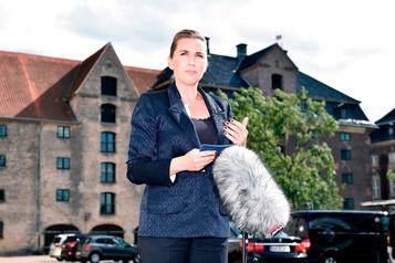 Trump dénonce le ton «méchant» de la première ministre danoise