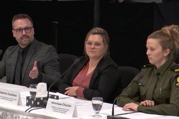 Commission Laurent: les responsables des enquêtes de la SQ à Sept-Îles témoignent