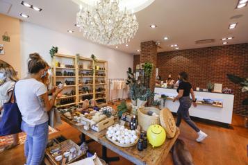 Une première boutique pour Soja&Co)
