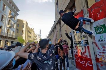La Presse au Liban: démission du gouvernement, les Libanais espèrent plus)
