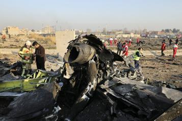 Boeing ukrainien abattu Le Canada n'a pas droit à la parole, selon l'Iran )