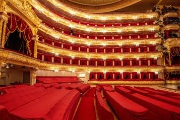 Le streaming, bénédiction pour les théâtres?)