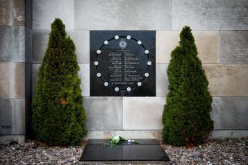 Tuerie de Polytechnique: l'Ordre de la rose blanche remis à Édith Ducharme