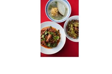 Avoir faim pour la cuisine d'Anita Feng)