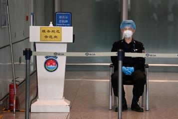 La Chine interdite aux voyageurs d'une dizaine de pays)