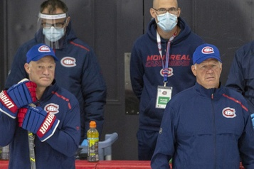 Claude Julien va bien, dit Kirk Muller: «Il va regarder le match!» )
