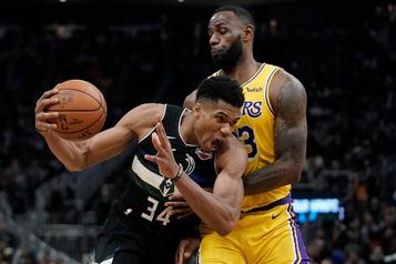 Match des étoiles: LeBron James et Giannis Antetokounmp ont fait leurs choix