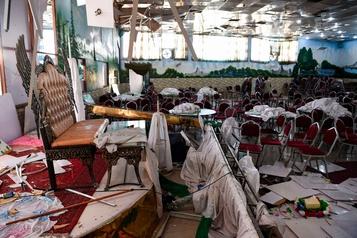 Attentat dans un mariage en Afghanistan: 63morts et 182blessés