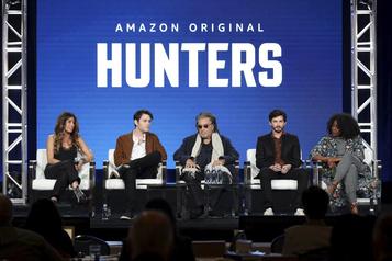 Avec la série Hunters, la chasse aux nazis prend des accents «comics»