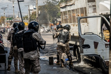Haïti Impunitépolicière dénoncée après la mort d'un homme)