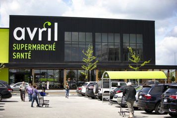 Alimentation Avril doublera le nombre de ses magasins)