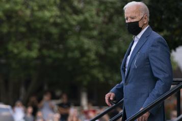 Décryptage Pas reposant, ce Joe Biden)