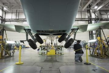 Industrie aéronautique: patrons et syndicats s'allient à nouveau pour interpeller Ottawa)