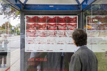 L'art autour du métro Montmorency)