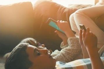 Pour un retour à la réalité À combien de temps d'écran sont exposés nos enfants? )